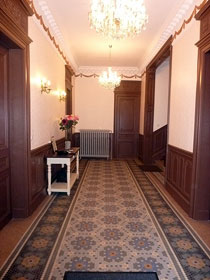 hall entree chambres